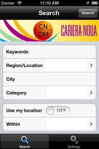 Noua generatie de aplicatii mobile pentru cautare de joburi